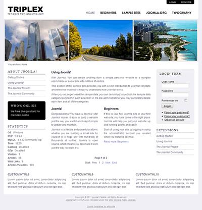 triplex-400