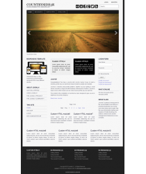 Responsive professional joomla 3.x template: a4joomla-countryside3R